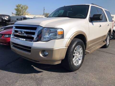 2011 Ford Expedition for sale at DPM Motorcars in Albuquerque NM