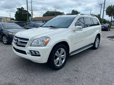 2011 Mercedes-Benz GL-Class for sale at CHECK AUTO, INC. in Tampa FL