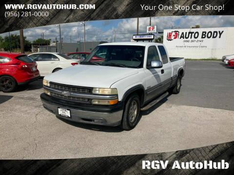 2000 Chevrolet Silverado 1500 for sale at RGV AutoHub in Harlingen TX