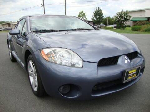 2007 Mitsubishi Eclipse for sale at Shell Motors in Chantilly VA