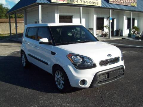2012 Kia Soul for sale at LONGSTREET AUTO in St Augustine FL