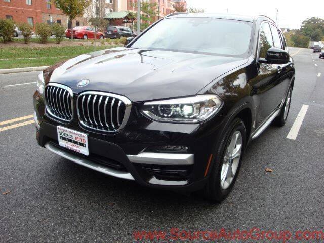 2020 BMW X3 for sale at Source Auto Group in Lanham MD