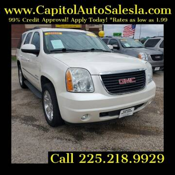 2012 GMC Yukon for sale at CAPITOL AUTO SALES LLC in Baton Rouge LA