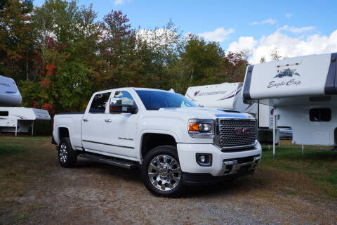2017 GMC Sierra 2500HD for sale at Polar RV Sales in Salem NH