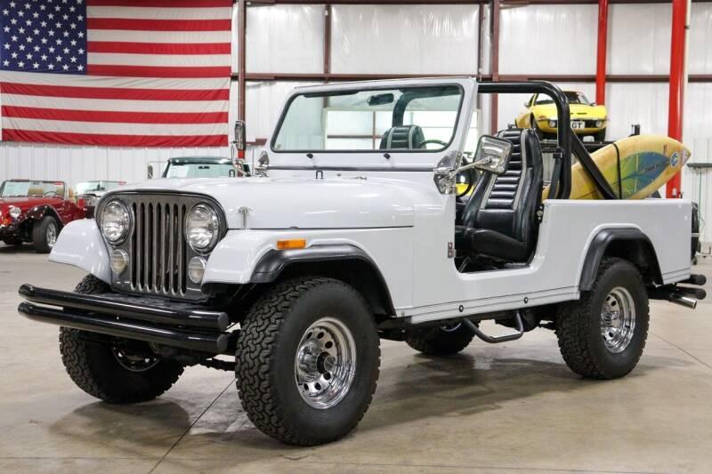 1981 Jeep Scrambler for sale in Grand Rapids, MI