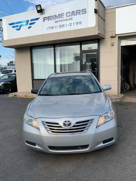 2009 Toyota Camry Hybrid for sale at Prime Cars Auto Sales in Saugus MA