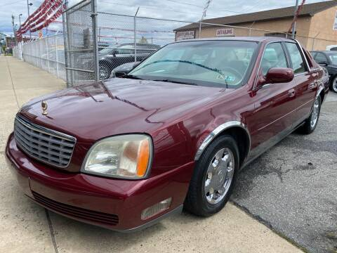 2002 Cadillac DeVille for sale at The PA Kar Store Inc in Philladelphia PA