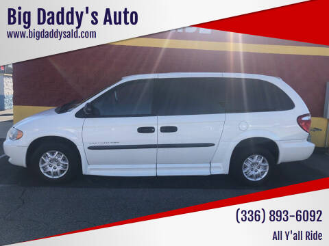 2004 Dodge Grand Caravan for sale at Big Daddy's Auto in Winston-Salem NC