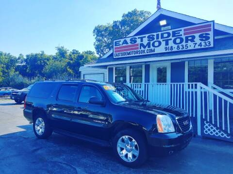 2008 GMC Yukon XL for sale at EASTSIDE MOTORS in Tulsa OK