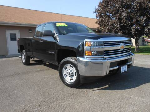 2015 Chevrolet Silverado 2500HD for sale at McKenna Motors in Union Gap WA
