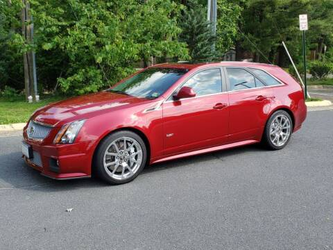 2011 Cadillac CTS-V for sale at GEARHEADS in Vienna VA