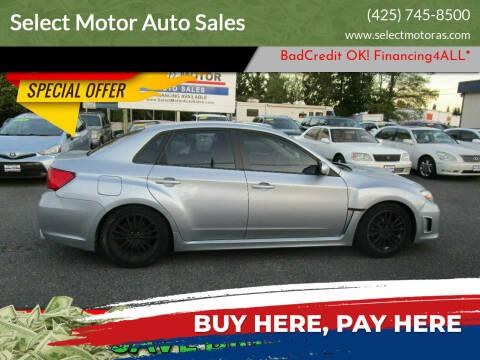 2012 Subaru Impreza for sale at Select Motor Auto Sales in Lynnwood WA