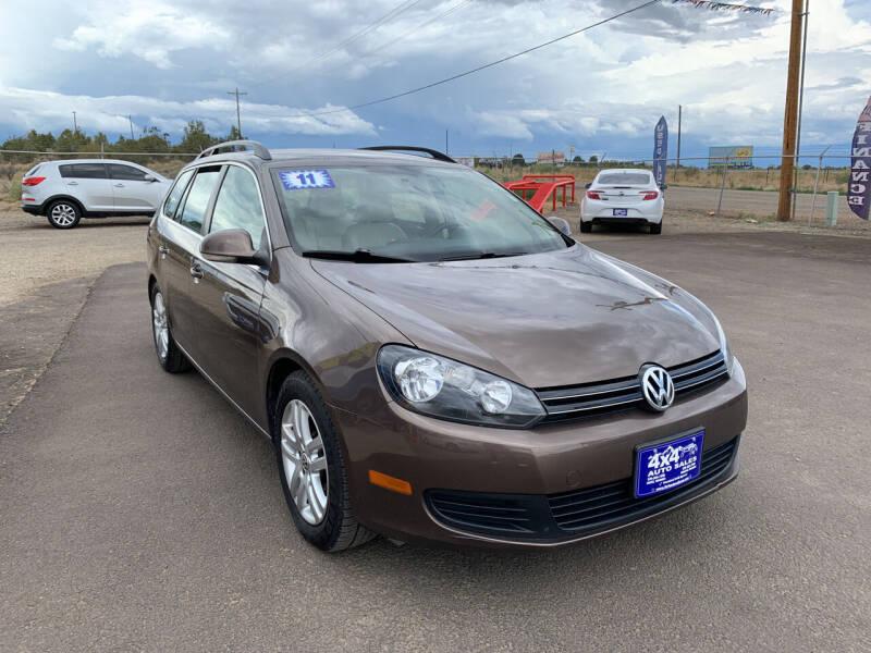 2011 Volkswagen Jetta for sale at 4X4 Auto in Cortez CO