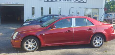 2007 Cadillac STS for sale at Superior Motors in Mount Morris MI