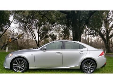 2014 Lexus IS 250 for sale at KARS R US in Modesto CA