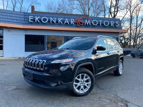 2015 Jeep Cherokee for sale at Ekonkar Motors in Scotch Plains NJ