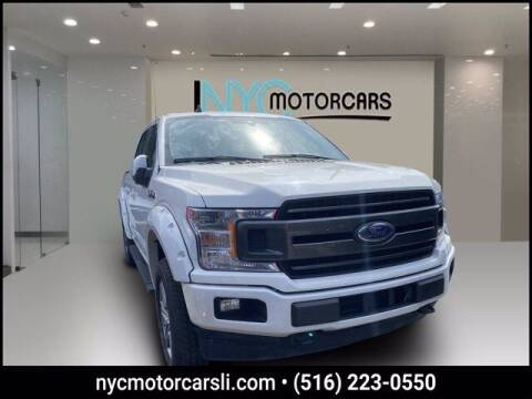 2019 Ford F-150 for sale at NYC Motorcars in Freeport NY