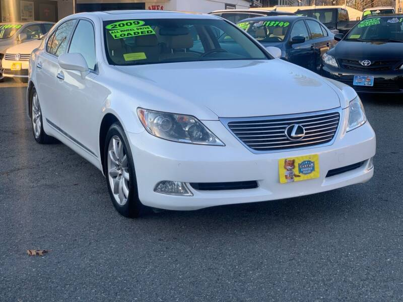 2009 Lexus LS 460 for sale at Milford Auto Mall in Milford MA