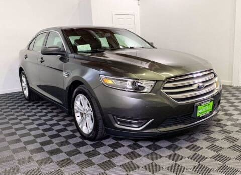 2017 Ford Taurus for sale at Sunset Auto Wholesale in Tacoma WA