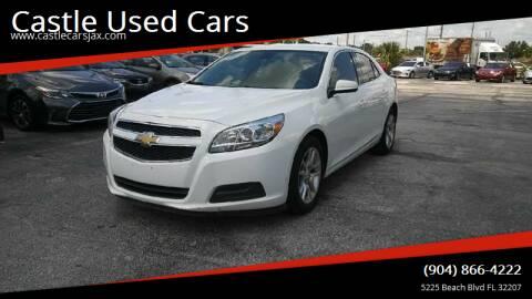 2013 Chevrolet Malibu for sale at Castle Used Cars in Jacksonville FL