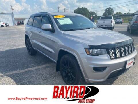 2019 Jeep Grand Cherokee for sale at Bayird Truck Center in Paragould AR