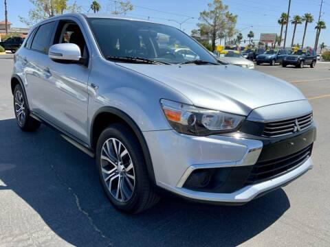 2016 Mitsubishi Outlander Sport for sale at Charlie Cheap Car in Las Vegas NV