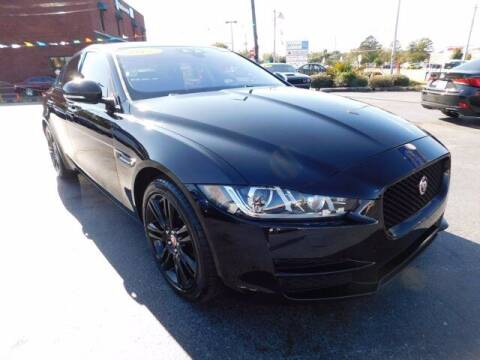 2017 Jaguar XE for sale at Auto Finance of Raleigh in Raleigh NC