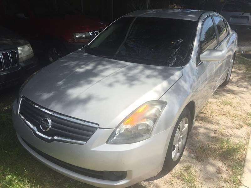 2008 Nissan Altima for sale at Castagna Auto Sales LLC in Saint Augustine FL