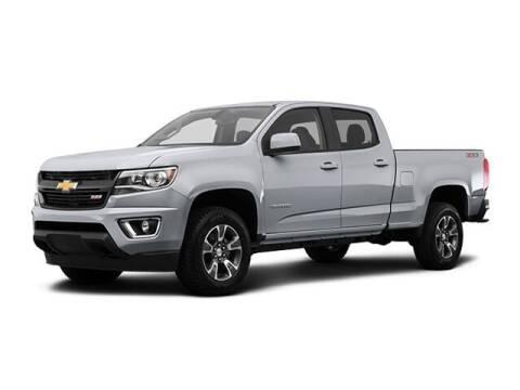 2016 Chevrolet Colorado for sale at West Motor Company in Preston ID