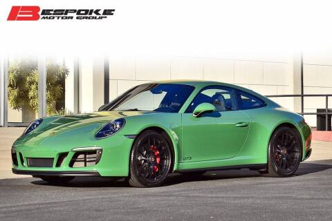 2019 Porsche 911 for sale at Bespoke Motor Group in Jericho NY