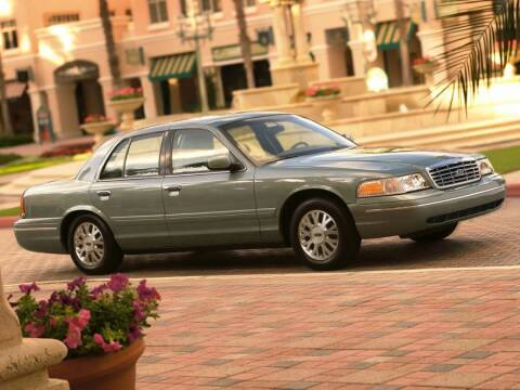 2003 Ford Crown Victoria for sale at Hi-Lo Auto Sales in Frederick MD