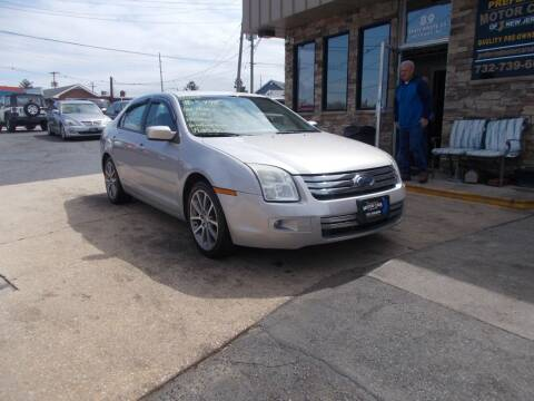 2008 Ford Fusion for sale at Preferred Motor Cars of New Jersey in Keyport NJ