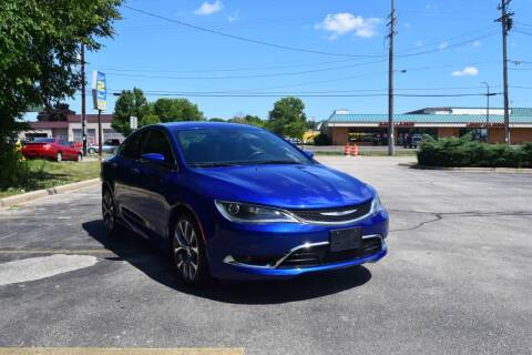 2015 Chrysler 200 for sale at NEW 2 YOU AUTO SALES LLC in Waukesha WI