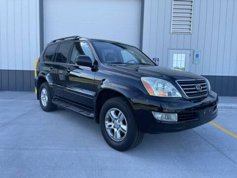 2007 Lexus GX 470 for sale at B&M Motorsports in Springfield IL