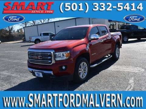 2016 GMC Canyon for sale at Smart Auto Sales of Benton in Benton AR