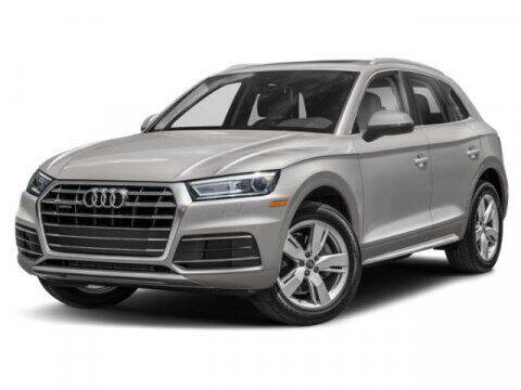2020 Audi Q5 for sale at Park Place Motor Cars in Rochester MN