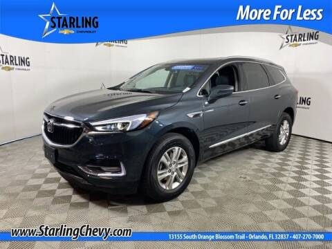 2020 Buick Enclave for sale at Pedro @ Starling Chevrolet in Orlando FL