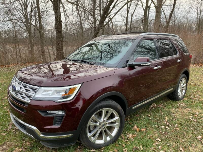 2019 Ford Explorer for sale at Kenny Vice Ford Sales Inc - USED Vehicle Inventory in Ladoga IN