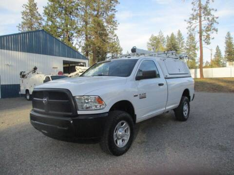 2015 Dodge RAM 2500 LONG BOX 4X4 for sale at BJ'S COMMERCIAL TRUCKS in Spokane Valley WA