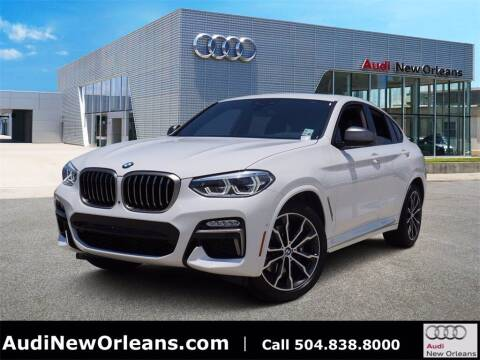 2019 BMW X4 for sale at Metairie Preowned Superstore in Metairie LA