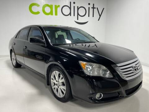 2008 Toyota Avalon for sale at Cardipity in Dallas TX