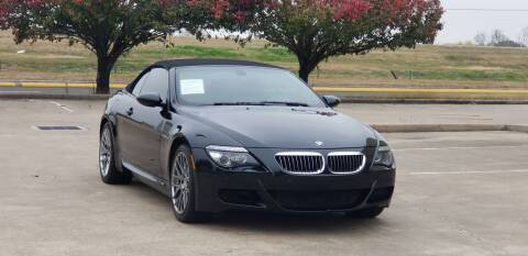 2008 BMW M6 for sale at America's Auto Financial in Houston TX