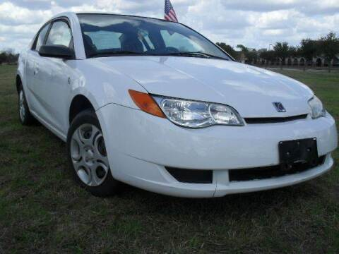 2006 Saturn Ion for sale at Ody's Autos in Houston TX