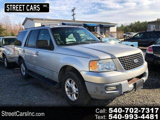 2003 Ford Expedition for sale in Fredericksburg, VA