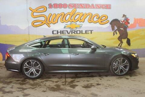 2019 Audi A7 for sale at Sundance Chevrolet in Grand Ledge MI