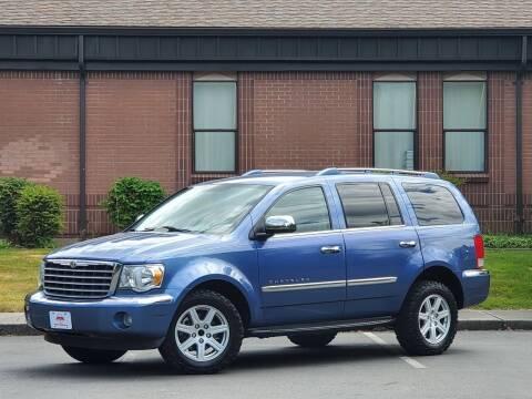 2007 Chrysler Aspen for sale at SEATTLE FINEST MOTORS in Lynnwood WA