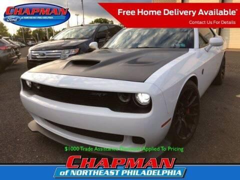2015 Dodge Challenger for sale at CHAPMAN FORD NORTHEAST PHILADELPHIA in Philadelphia PA