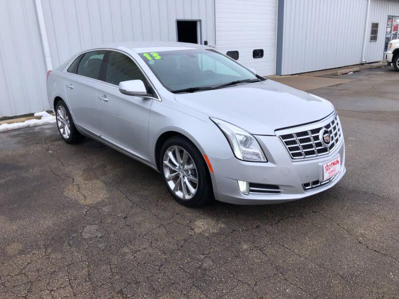 2013 Cadillac XTS for sale at ROTMAN MOTOR CO in Maquoketa IA