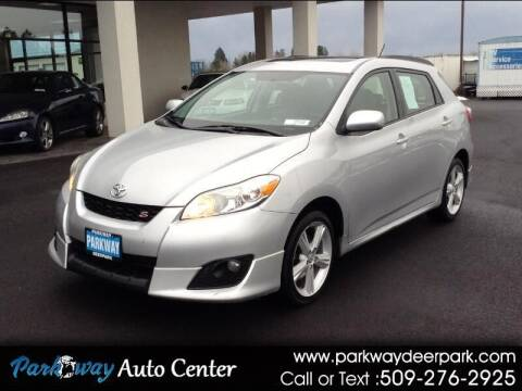 2009 Toyota Matrix for sale at PARKWAY AUTO CENTER AND RV in Deer Park WA