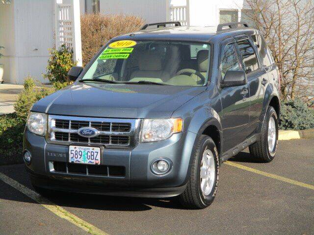 2010 Ford Escape for sale at Select Cars & Trucks Inc in Hubbard OR